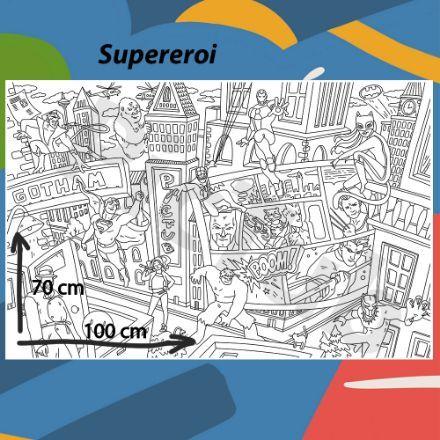 Poza cu Supereroi