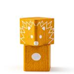Poza cu Cuburi din lemn  (26 piese)