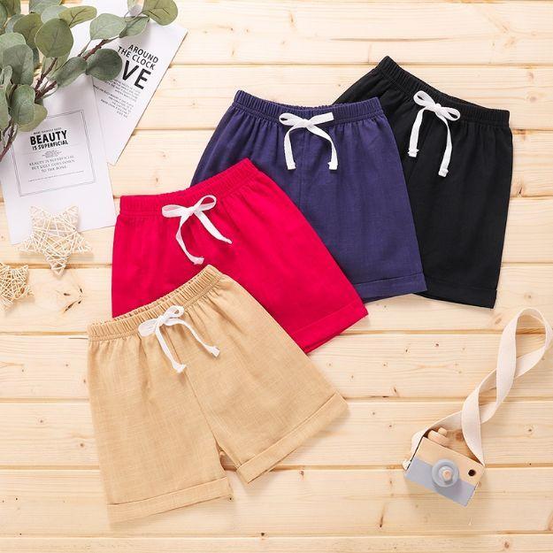 Poza cu Pantaloni scurți (100% Cotton)